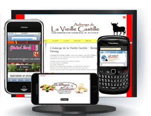 Création de sites internet Roanne - emulation design responsive